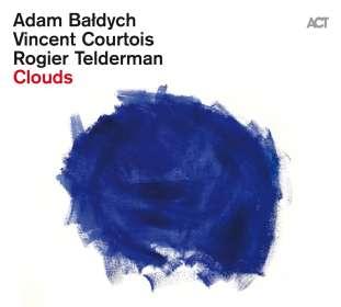 Adam Bałdych, Vincent Courtois & Rogier Telderman: Clouds, CD