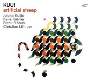 KUU!: Artificial Sheep, CD