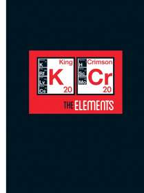 King Crimson: The Elements Tour Box 2020, CD