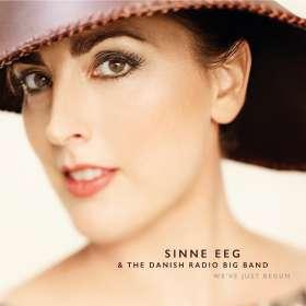 Sinne Eeg (geb. 1977): We've Just Begun, CD