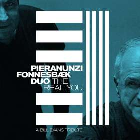 Enrico Pieranunzi & Thomas Fonnesbæk: The Real You, CD