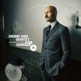 Snorre Kirk & Stephen Riley: Going Up, CD