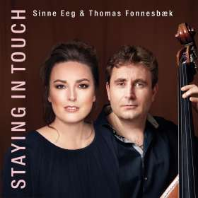 Sinne Eeg & Thomas Fonnesbæk: Staying In Touch, CD