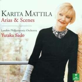 Karita Mattila - A Portait, CD