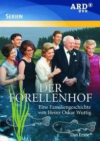 Wolfgang Schleif: Der Forellenhof (Komplette TV-Serie), DVD