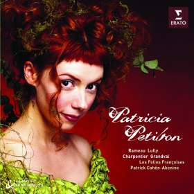 Patricia Petibon - French Baroque Arias, CD