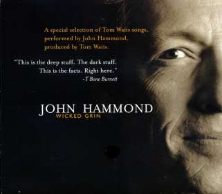 John Hammond: Wicked Grin, CD
