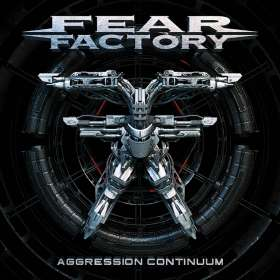 Fear Factory: Aggression Continuum, CD