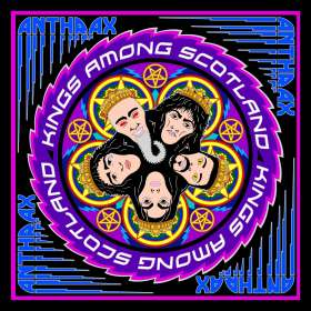 Anthrax: Kings Among Scotland, CD