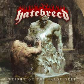 Hatebreed: Weight Of The False Self, CD