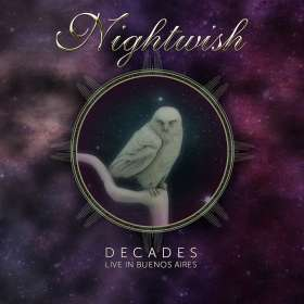 Nightwish: Decades: Live In Buenos Aires, CD