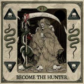 Suicide Silence: Become The Hunter, CD