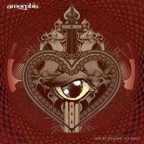 Amorphis: Live At Helsinki Ice Hall, CD