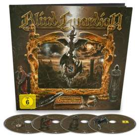 Blind Guardian: Imaginations From The Other Side (Earbook), CD