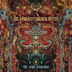 Die Apokalyptischen Reiter: The Divine Horsemen, CD