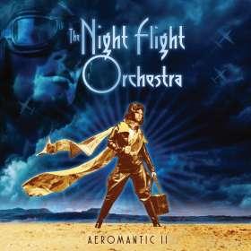 The Night Flight Orchestra: Aeromantic II (Clear Vinyl), LP