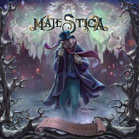 Majestica: A Christmas Carol, CD