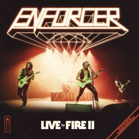 Enforcer: Live By Fire II, CD