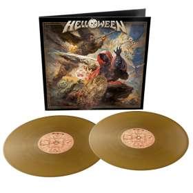 Helloween: Helloween (Limited Edition) (Gold Vinyl), LP