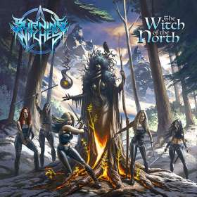 Burning Witches: The Witch Of The North, CD