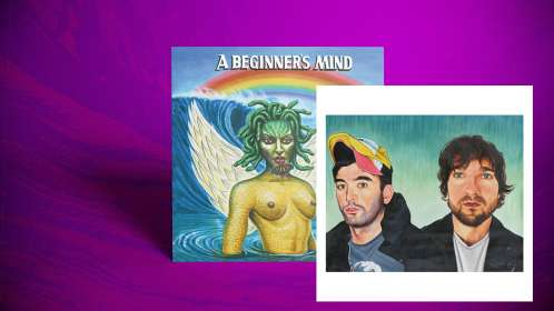 Sufjan Stevens & Angelo De Augustine: A Beginner's Mind (Limited Edition) (+ Artprint, exklusiv für jpc!), LP