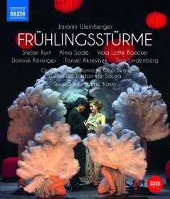 Jaromir Weinberger (1896-1967): Frühlingsstürme (Operette in 3 Akten), BR