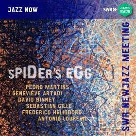 Spider's Egg: SWR Newjazz Meeting 2017, CD