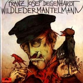 Franz Josef Degenhardt: Wildledermantelmann, CD