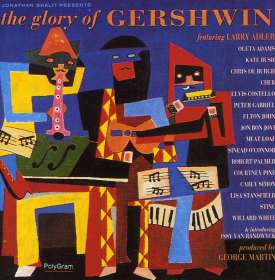 George Gershwin (1898-1937): The Glory Of Gershwin, CD
