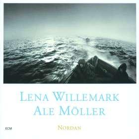 Lena Willemark: Nordan, CD