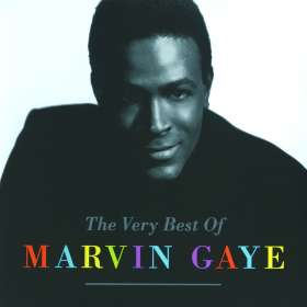 Marvin Gaye: The Very Best Of Marvin Gaye, CD