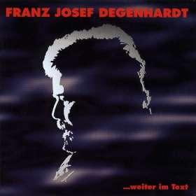 Franz Josef Degenhardt: ... weiter im Text, CD