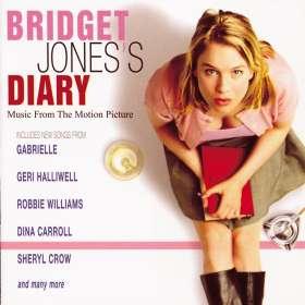 Bridget Jones's Diary - Schokolade zum Frühstück, CD