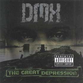 DMX: The Great Depression, CD