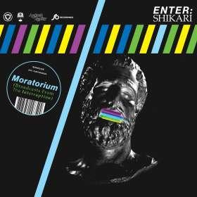 Enter Shikari: Moratorium (Broadcasts From The Interruption), CD
