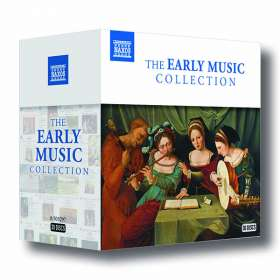 The Early Music Collection, CD