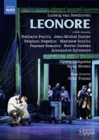 """Ludwig van Beethoven (1770-1827): Leonore (Urfassung von """"Fidelio""""), DVD"""