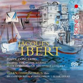 Jacques Ibert (1890-1962): Suite Symphonique, SACD