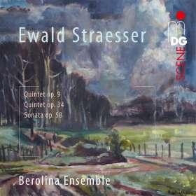 Ewald Strässer (1867-1933): Kammermusik, SACD