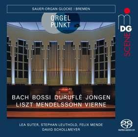 Orgelpunkt - Die Sauer-Orgel Glocke Bremen, SACD