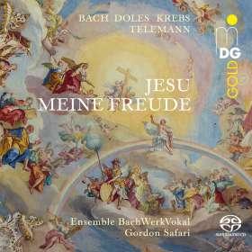 """Geistliche Chorwerke """"Jesu meine Freude"""", SACD"""