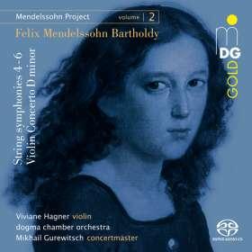 Felix Mendelssohn Bartholdy (1809-1847): Mendelssohn Project Vol.2, SACD