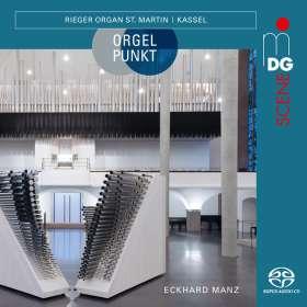 Orgelpunkt Vol.2 - Die Rieger Orgel St. Martin in Kassel, SACD