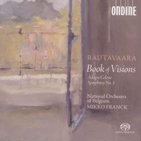 Einojuhani Rautavaara (1928-2016): Symphonie Nr.1 (1955/1988/2003), SACD