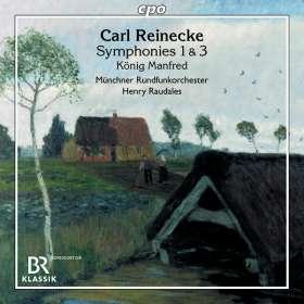 Carl Heinrich Reinecke (1824-1910): Orchesterwerke Vol.1, CD