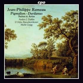 Jean Philippe Rameau (1683-1764): Opernarien & Suiten, CD