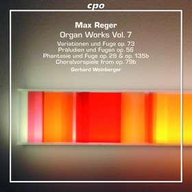 Max Reger (1873-1916): Orgelwerke Vol.7, SACD