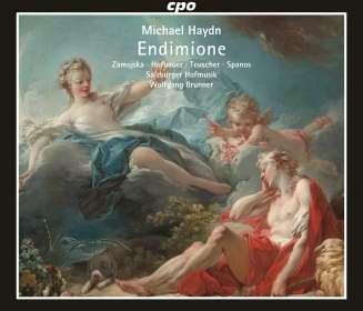 Michael Haydn (1737-1806): Endimione (Serenata in 2 Akten / 1776), CD