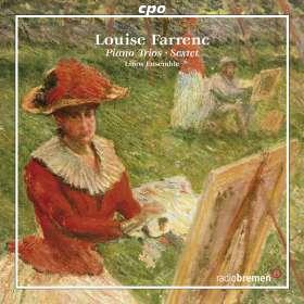 Louise Farrenc (1804-1875): Sextett op.40 für Klavier & Bläserquintett, CD