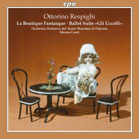 Ottorino Respighi (1879-1936): La Boutique fantasque - Ballett nach Rossini (Gesamtaufnahme), SACD